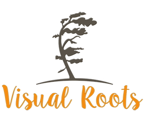 Visual Roots logo